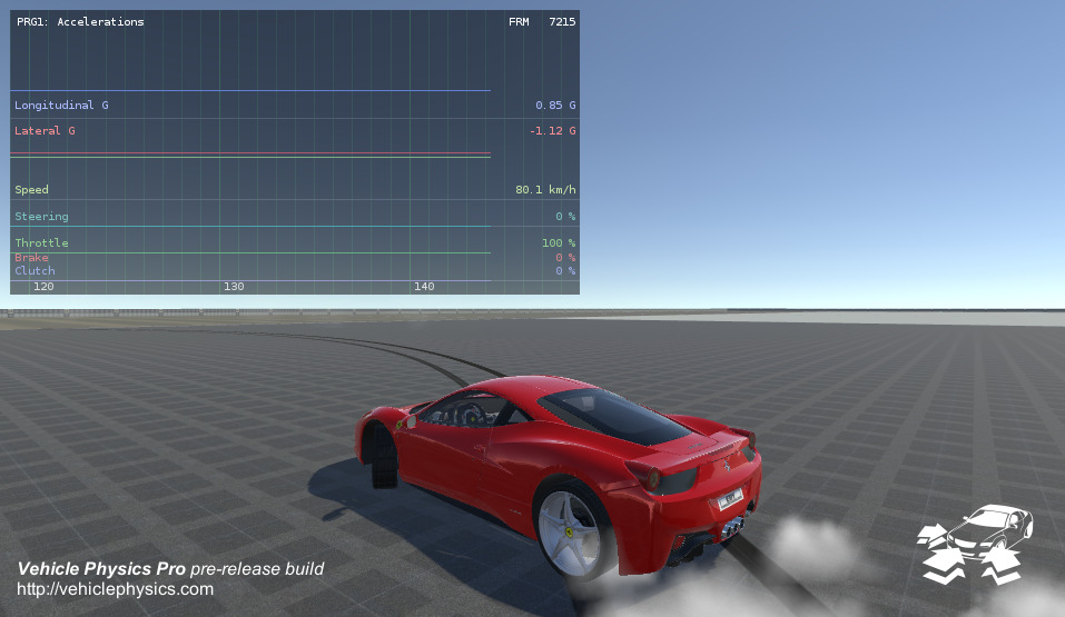 Vehicle Physics Pro stable drifting
